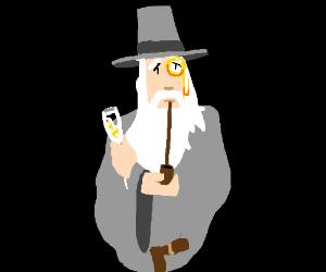 Gentleman Gandalf