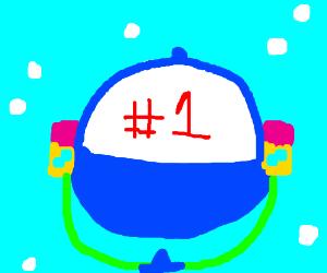 Smitty Werbenjaegermanjensen! He was #1!!!!