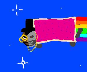 Nyan Mr Robo T is a sir