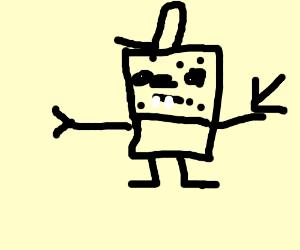 Spangbab squerr pantaloons