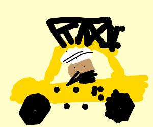 Terrorist in a Taxi
