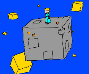 Little Prince of Cube World.