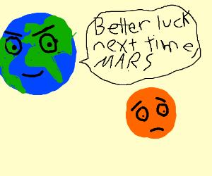 condescending earth