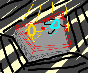 O knocks out Drawception D in boxing ring