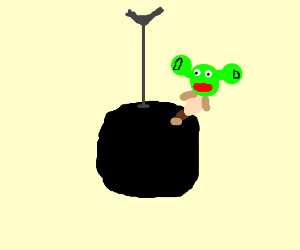Shrek came in like a wrecking ball