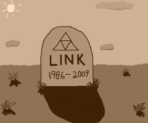 R.I.P. Link 1986-2009