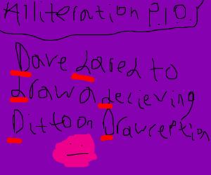 Alliteration (PIO)