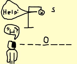 Planeteer plays hangman, things get too real