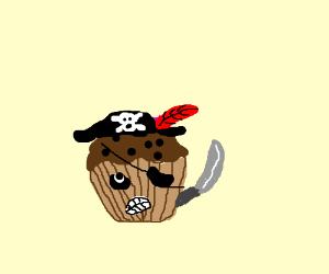 Pirate Muffin