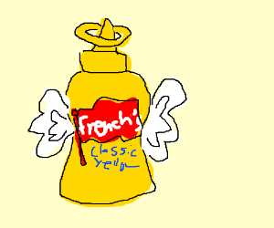 French's Mustard is the One Condiment Deity!