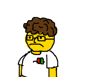 That intelligent guy from the Simpsons