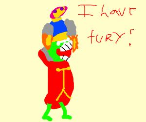 Fawful has rury