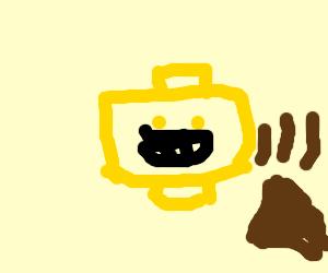 LEGO face - sh**