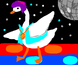 Goose! At the Disco.