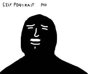 Self Portrait, Pass it on!
