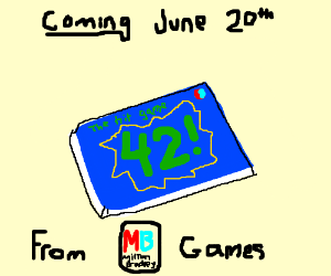 """On June 20, everyone start a game called """"42"""""""