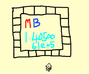 The new hit MB board game: Forty-Two Factorial