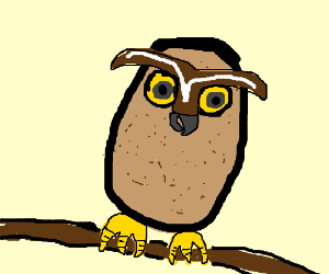 Potato owl