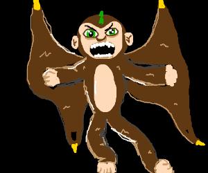 Monkey dragon.