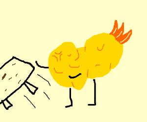 Tempura tantrum