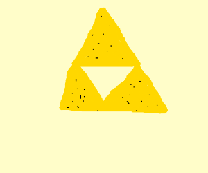 The Triforce is 3 Nachos