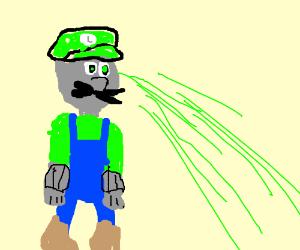 Luigi Mech: Who's the Big Brother Now Mario? - Technabob