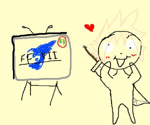 FF7 HD Remake - Drawception