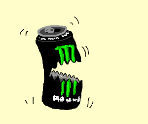 Monster Drink Comes to Life