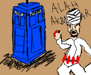 TARDIS hijacking