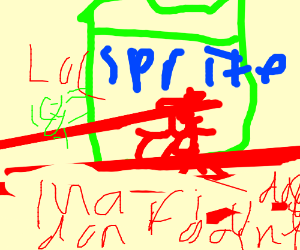 jumping mario sprite - Drawception