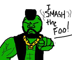 Mr. HulkT