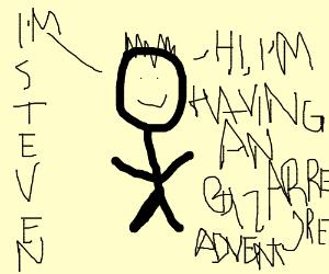 Steven's Bizarre Adventure