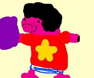 Pig Steven is amazing