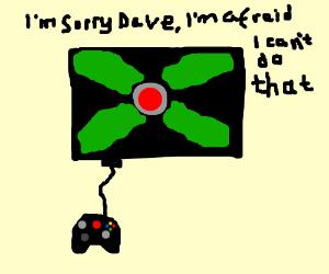 Xbox Hal 9000