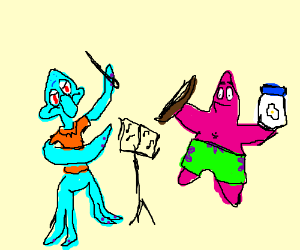 Squdwrd says:no Patrick,mayo aint a instrument