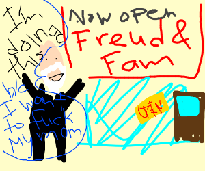 Sit under Freud starts a family business