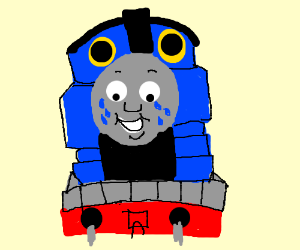 I Have No Coal And I Must Steam Drawception