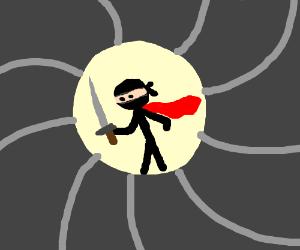 agent James Super Ninja