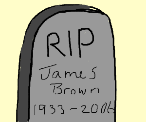 R.I.P James Brown 1933-2006