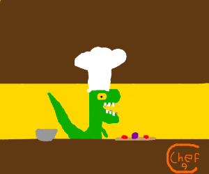 Raptor Cooking Show