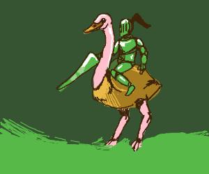 Ostrich Knight