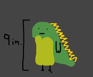 Nine Inch Dino! NID