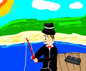 Fancy Fisherman