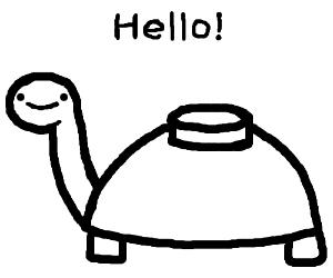 Mine Turtle!