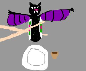 Bat sushi