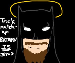 Jesus vs Batman