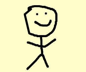 Image result for Stickman smiling