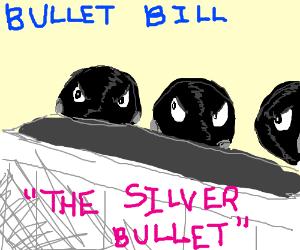Western movie featuring Bullet Bill
