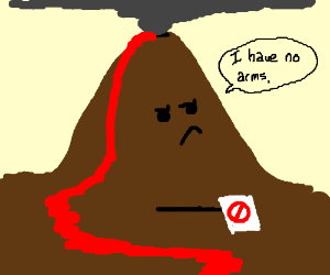 Volcano on Strike