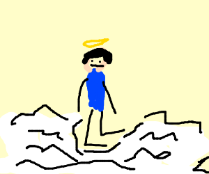 Spock goes to heaven